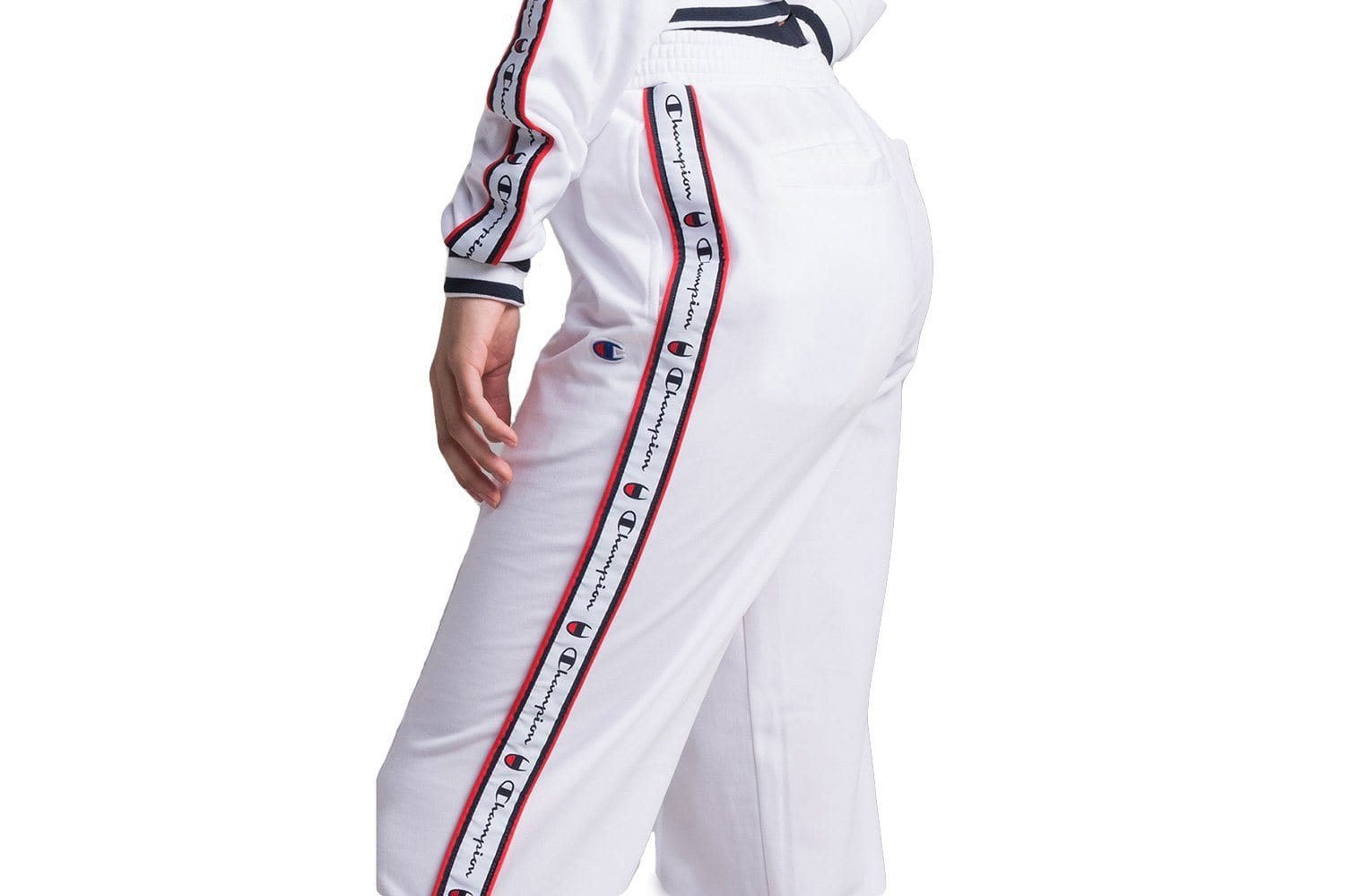 WMNS TRACK PANTS-ML819 WOMENS SOFTGOODS CHAMPION