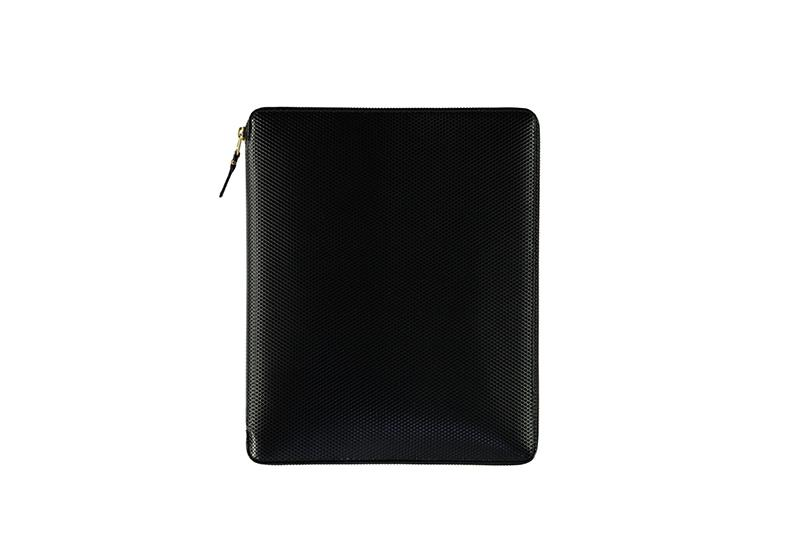 IPAD CASE ACCESSORIES COMME DES GARCONS BLACK ONE SIZE