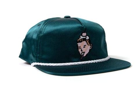 SMOKE SNAPBACK HAT - 401-7803 MENS ACCESSORIES ICECREAM
