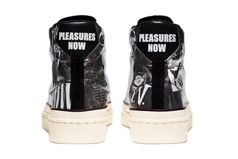 PLEASURES x PRO LEATHER MID - 164602C