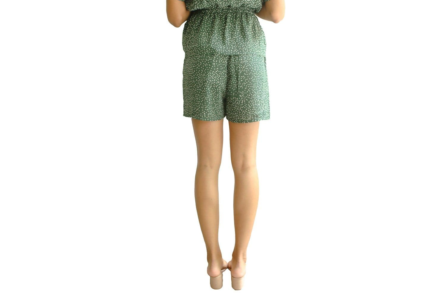 IMAGE SHORTS - 11861 WOMENS SOFTGOODS JUST FEMALE