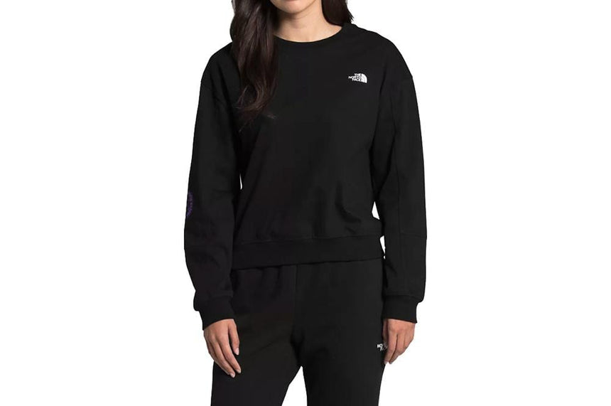 W GC L/S KNIT TOP-NF0A4QNTJK3 WOMENS SOFTGOODS THE NORTH FACE
