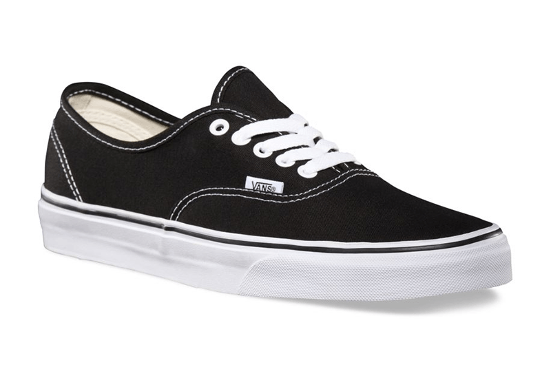 AUTHENTIC MENS FOOTWEAR VANS