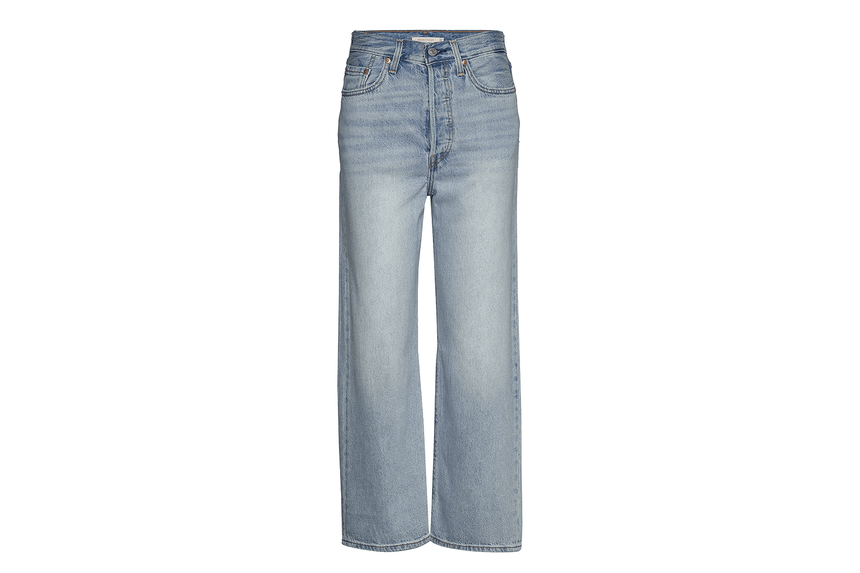 RIBCAGE STRAIGHT ANKLE LEVIS - 7269300550 WOMENS SOFTGOODS LEVIS