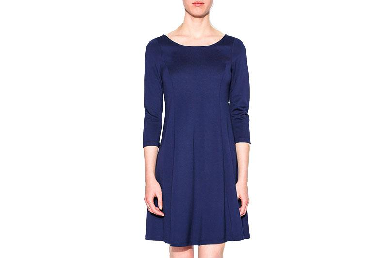 GRACIE DRESS WOMENS SOFTGOODS BB DAKOTA NAVY S