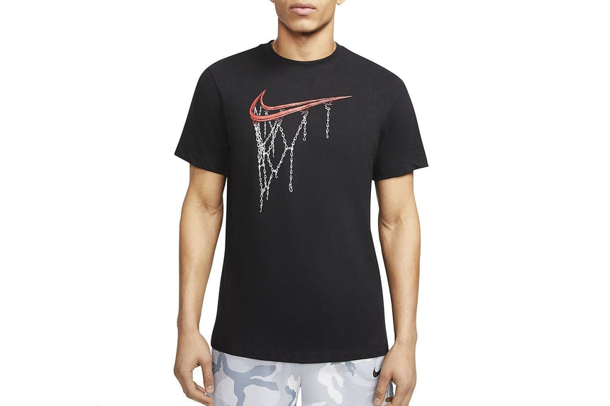 NIKE DRI-FIT SWOOSH-CD1328-010 MENS SOFTGOODS NIKE