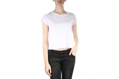 HAD TEE WOMENS SOFTGOODS CHEAP MONDAY WHITE S
