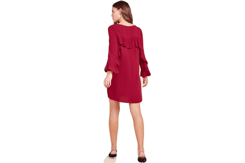 CURRANT RED-JI308841 WOMENS SOFTGOODS JACK