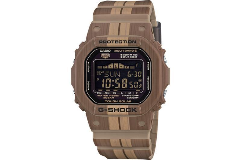 GWX5600WB-5 WATCHES CASIO WOOD ONE SIZE
