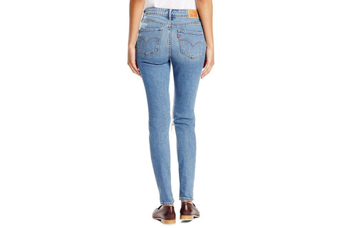 LEVI'S 721 HIGH RISE SKINNY RUGGED IN