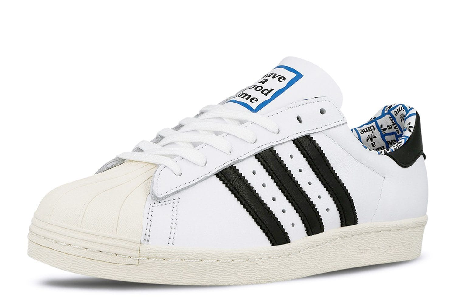 SUPERSTAR 80S HAGT - G54786 MENS FOOTWEAR ADIDAS