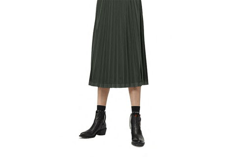 CLARA VELVET SKIRT-11213 WOMENS SOFTGOODS JUST FEMALE