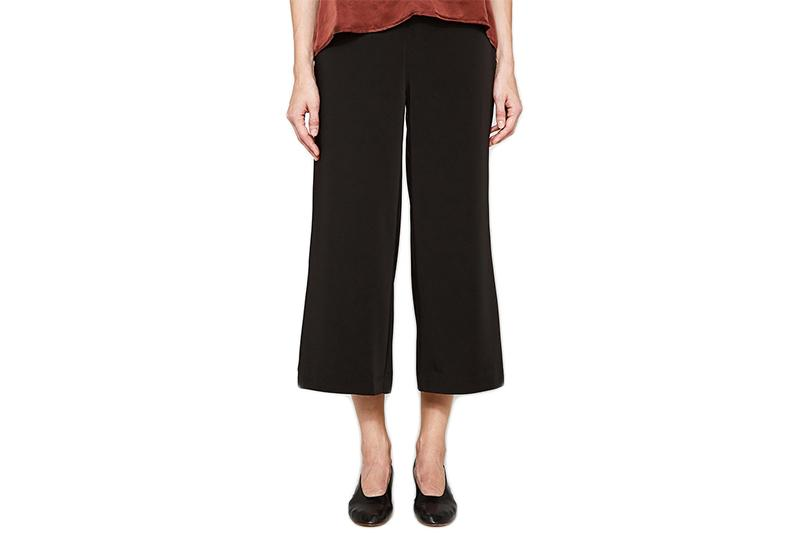 AMBER PANTS WOMENS SOFTGOODS JUST FEMALE BLACK M