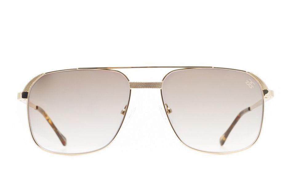 THE HADES SUNGLASSES - GHADESBRG SUNGLASSES THE GOLD GODS