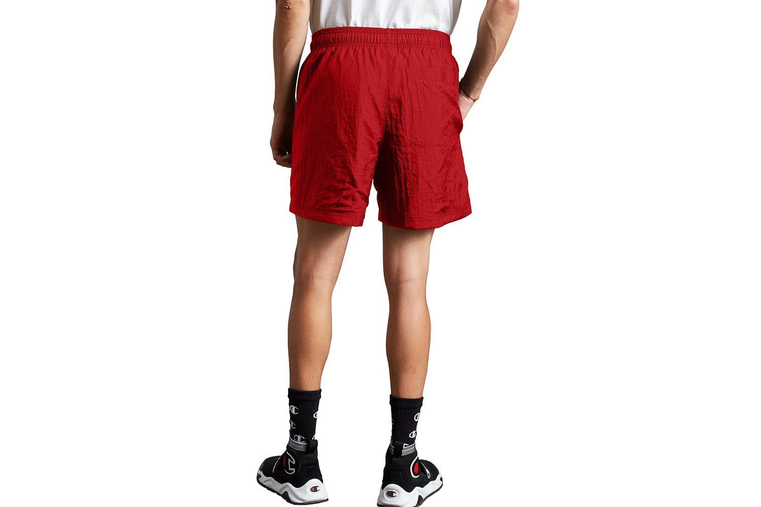 NYLON SHORT - 84441 MENS SOFTGOODS CHAMPION