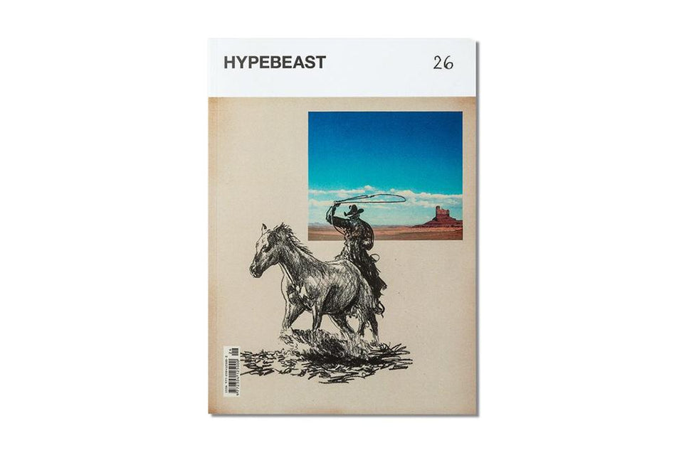 HYPEBEAST MAGAZINE VOL.26 The Rhythms Issue