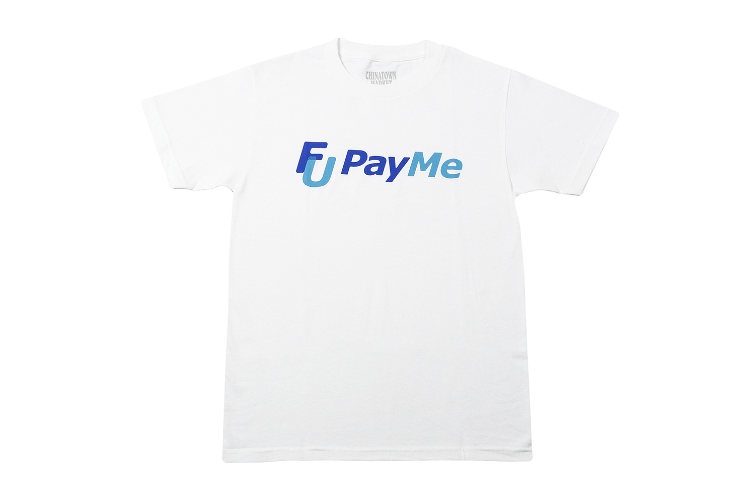 PAY UP TEE MENS SOFTGOODS CHINATOWN MARKET