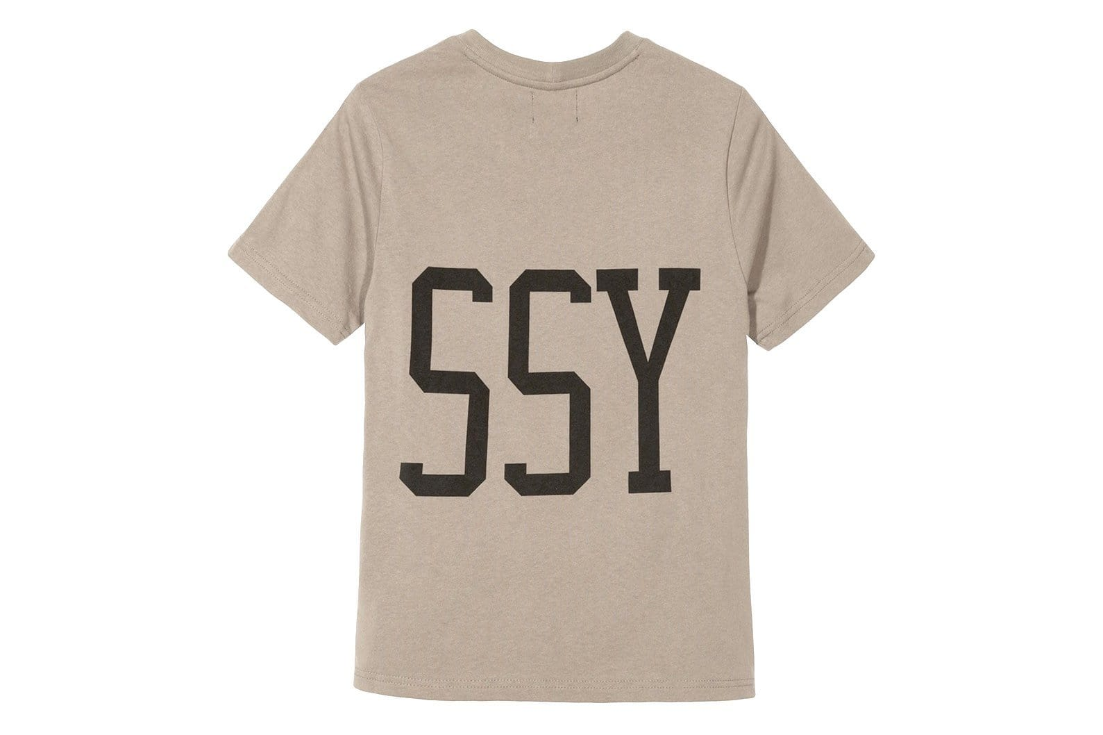 ALLEN BIG SCALE TEE - 214486 WOMENS SOFTGOODS STUSSY
