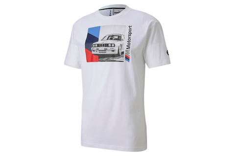 BMW MMS GRAPHIC TEE - 596102-02