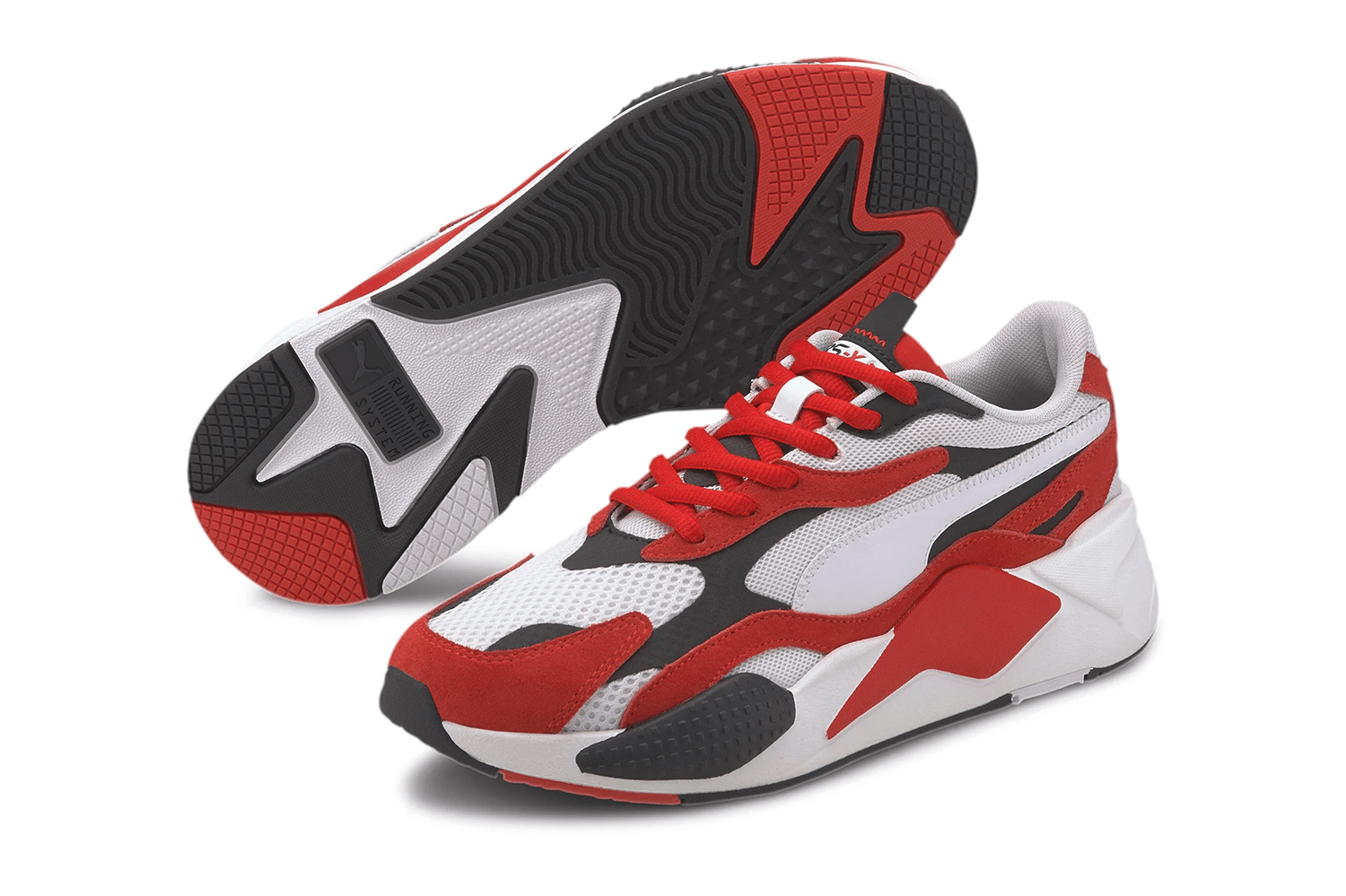 RS-X3 SUPER - 372884-01 MENS FOOTWEAR PUMA