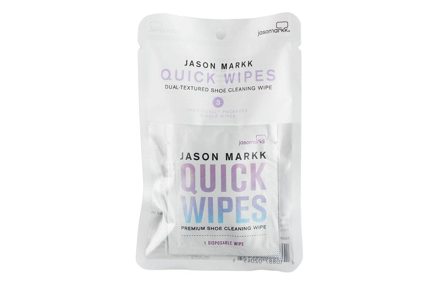 3 PACK QUICK WIPES ACCESSORIES JASON MARKK