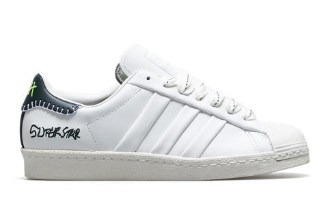 JONAH HILL SUPERSTAR - FW7577 MENS FOOTWEAR ADIDAS