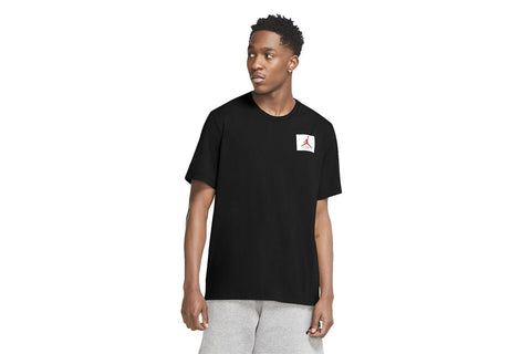 JORDAN FLIGHT ESSENTIALS TEE - CZ5059-010 MENS SOFTGOODS JORDAN