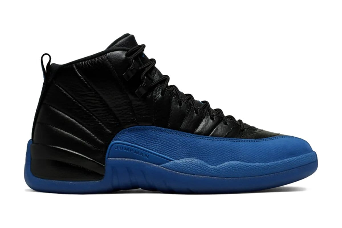 AIR JORDAN 12 RETRO (GAME ROYAL) - 130690-014