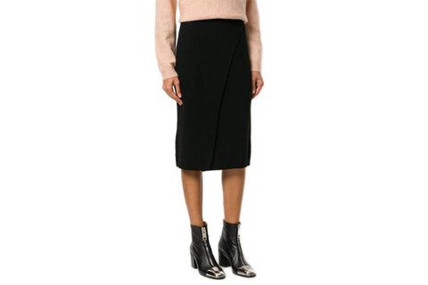 CORN SKIRT WOMENS SOFTGOODS JUST FEMALE BLACK XS