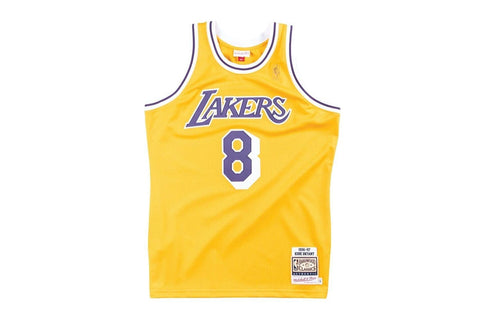 NBA KOBE BRYANT #8 1996-97 MENS SOFTGOODS MITCHELL & NESS