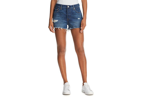 501 HIGH RISE SHORTS WOMENS SOFTGOODS LEVIS
