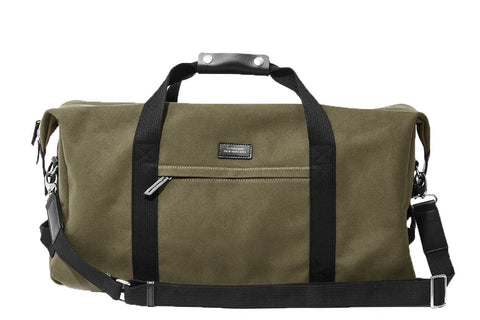 NORFOLK HOLD ALL BAG OLIVE