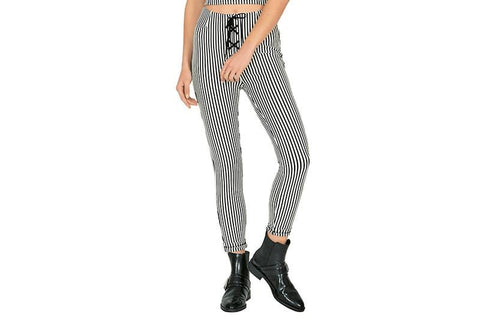 MIDDLE OF THE ROAD PANT - A311IMID WOMENS SOFTGOODS AMUSE SOCIETY
