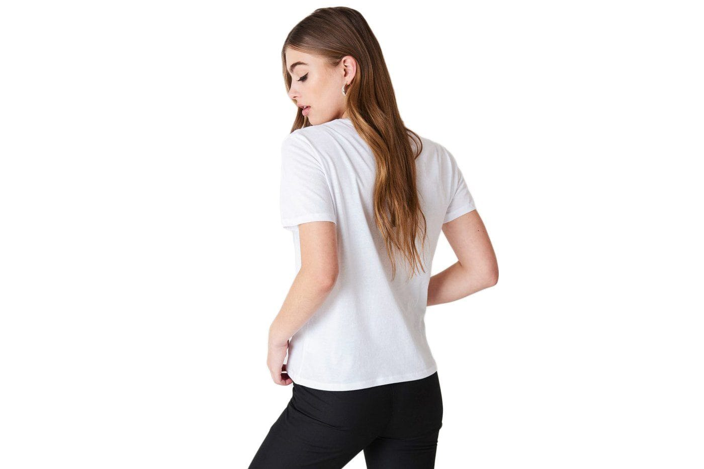NA-KD BASIC TEE - 1100-001168-0001-004 WOMENS SOFTGOODS NA-KD