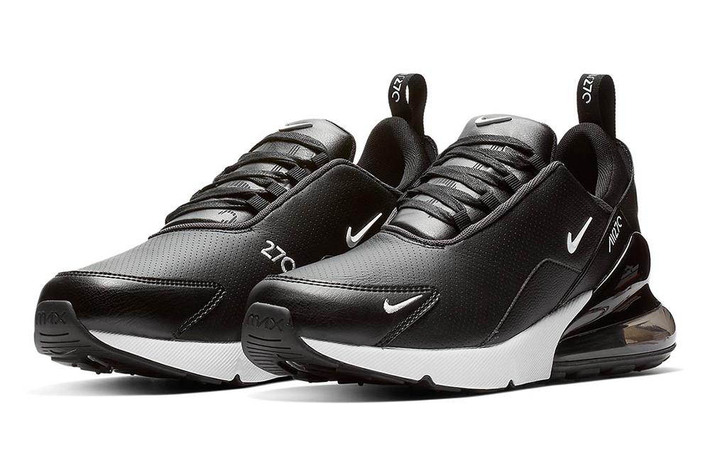 the best attitude ea59d 828fa NIKE AIR MAX 270 PREMIUM LEATHER - BQ6171-001
