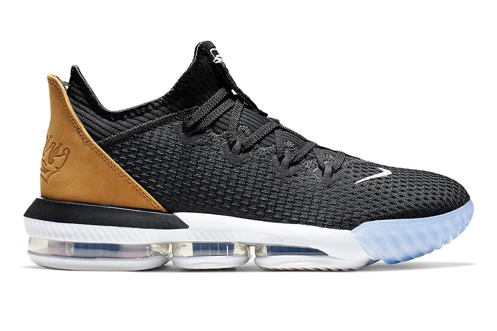 LEBRON XVI LOW - CI2668-001 MENS FOOTWEAR NIKE