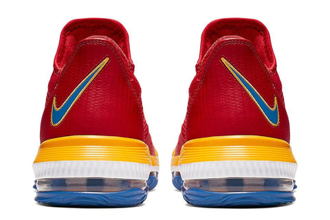 LEBRON XVI LOW - CK2168-600