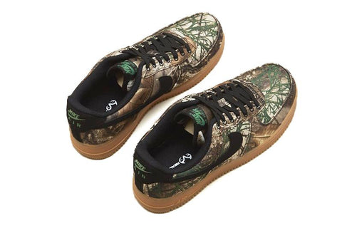 NEW Men's (CHOOSE SZ) NIKE Air Force 1 One AF1 07 LV8 3 REALTREE CAMO AO2441 001