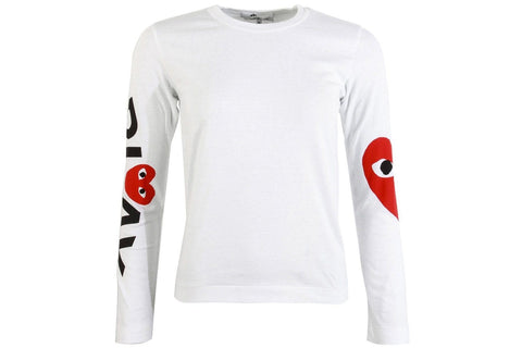 RED HEART SLEEVE PLAY CDG L/S - AZT258
