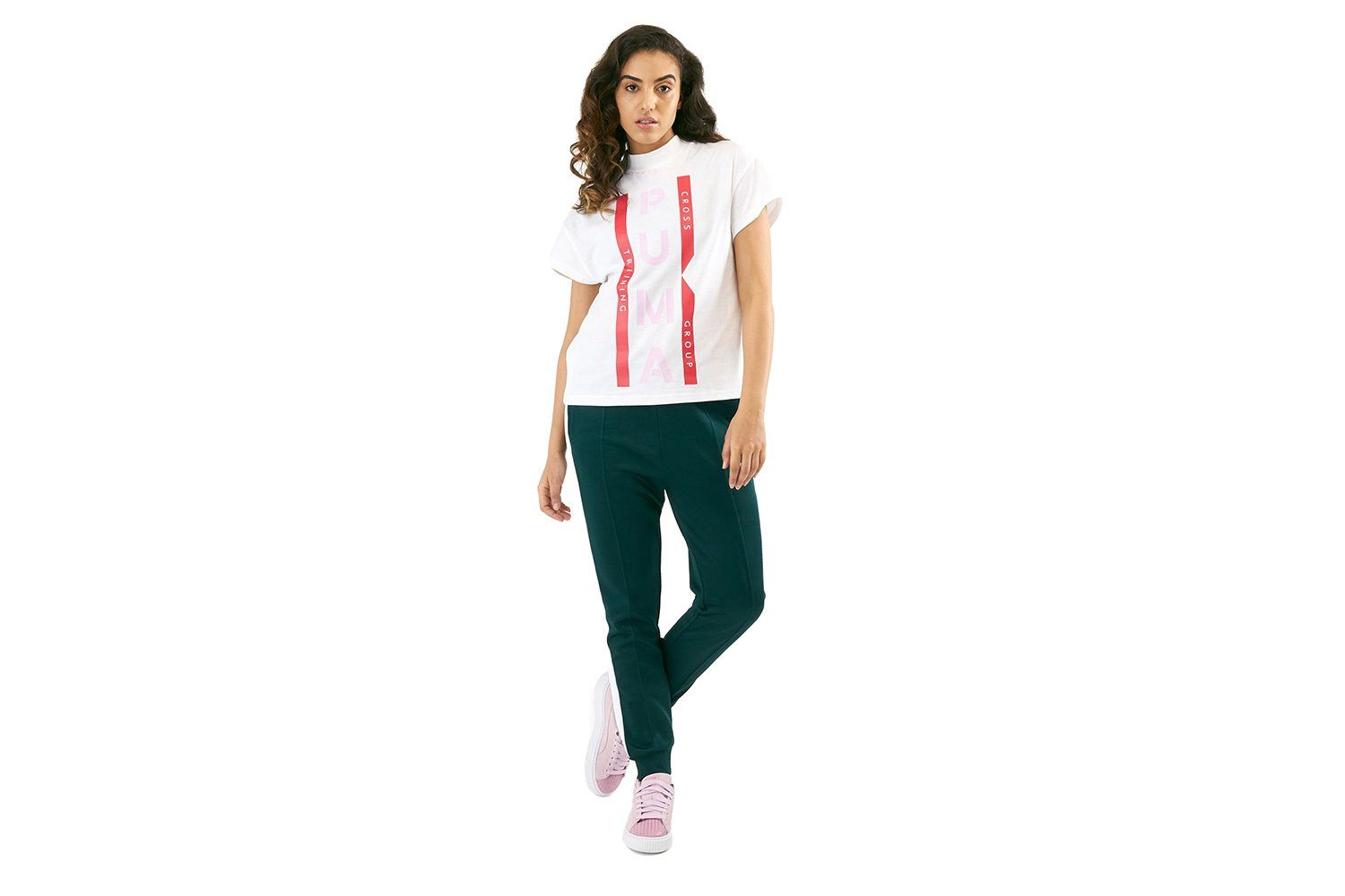 XTG GRAPHIC TEE WOMENS SOFTGOODS PUMA