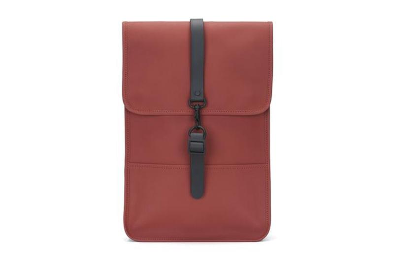 RAINS BACKPACK BAGS RAINS SCARLET ONE SIZE