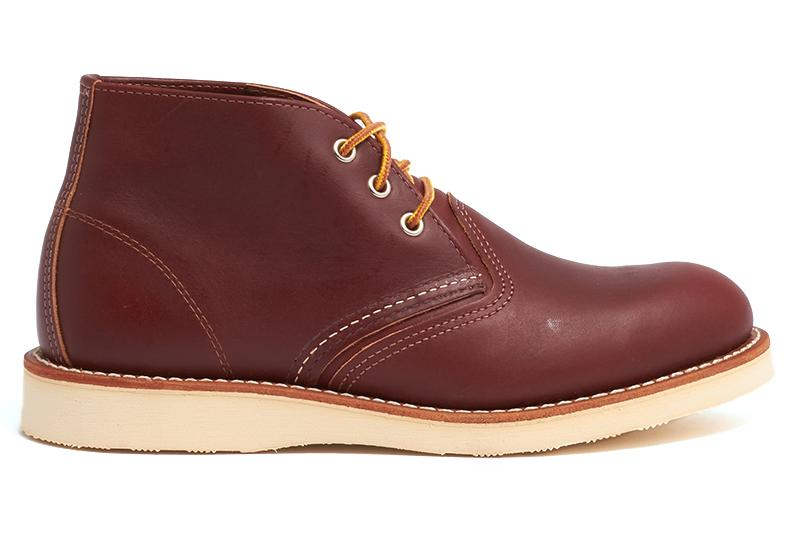 WORK CHUKKA 03139-0 MENS FOOTWEAR RED WING SHOES
