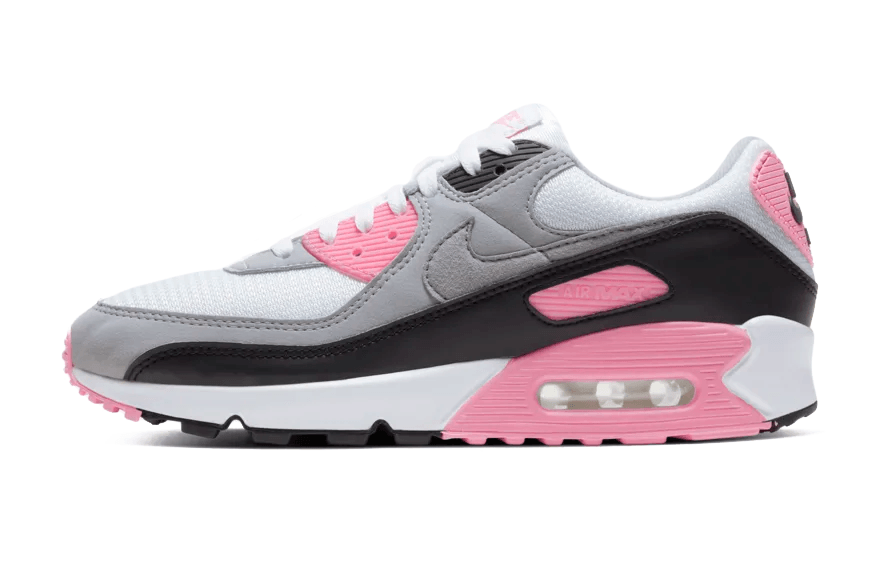 W AIR MAX 90 'ROSE' - CD490-102 WOMENS FOOTWEAR NIKE