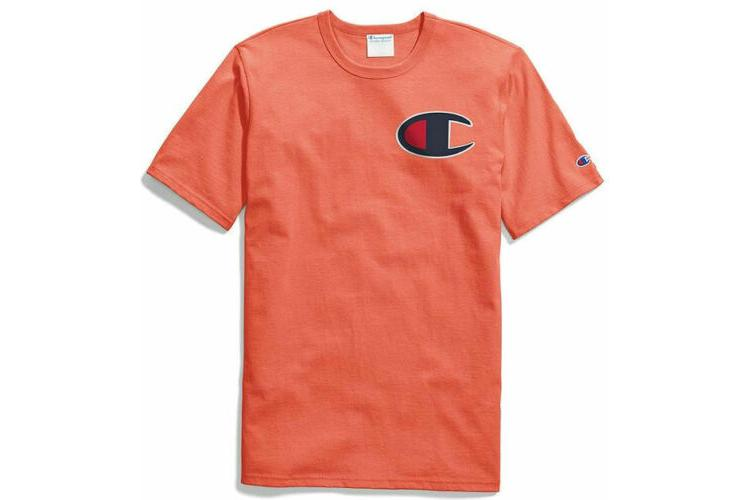 "REVERSE WEAVE TEE LARGE ""C"" - GT19 MENS SOFTGOODS CHAMPION"