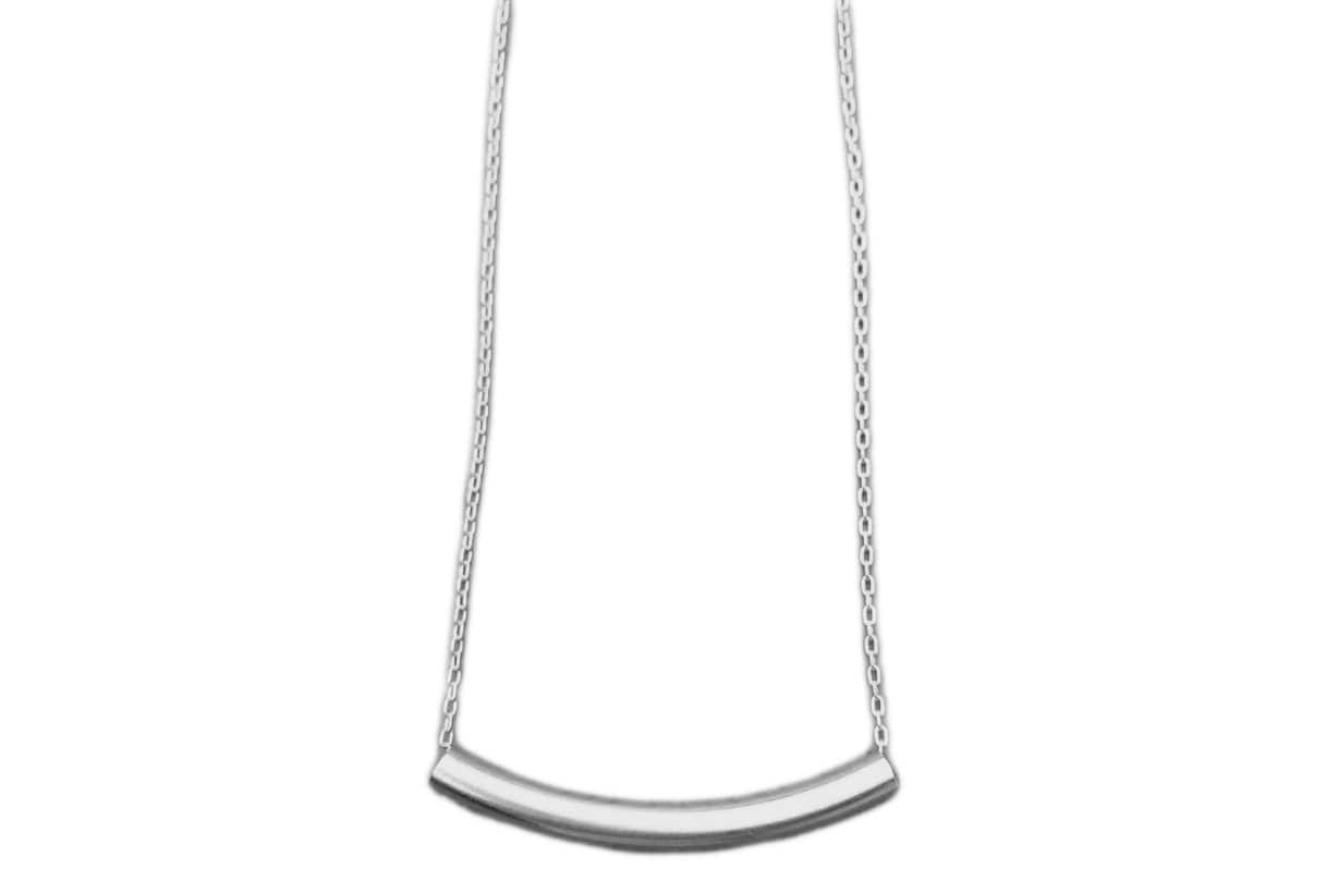 MARIELLE NECKLACE WOMENS ACCESSORIES SIREN SILVER O/S D17