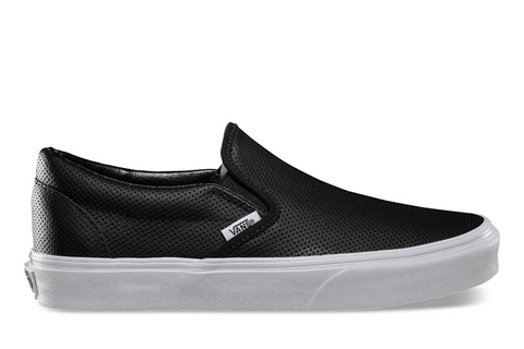 CLASSIC SLIP-ON (PERF LEATHER)