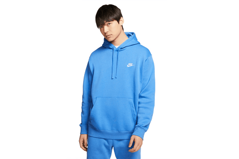 NIKE SPORTSWEAR CLUB FLEECE - BV2654-402 MENS SOFTGOODS NIKE
