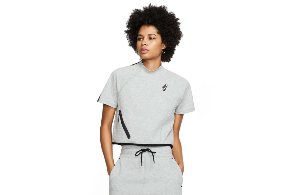 NIKE SPORTSWEAR TECH FLEECE CD4207-063 WOMENS SOFTGOODS NIKE