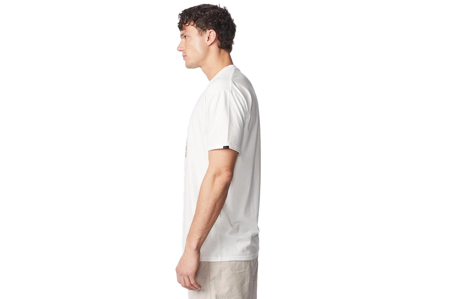 FANGS BOX TEE - 120-RSP MENS SOFTGOODS ZANEROBE