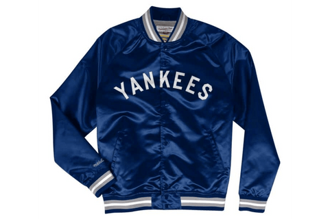 MLB YANKEES LIGHTWEIGHT JACKET - LWSTJKS19NYYN